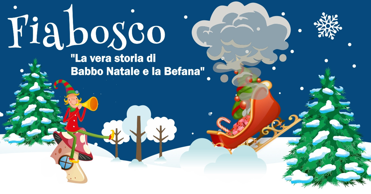 FIABOSCO CHRISTMAS EDITION