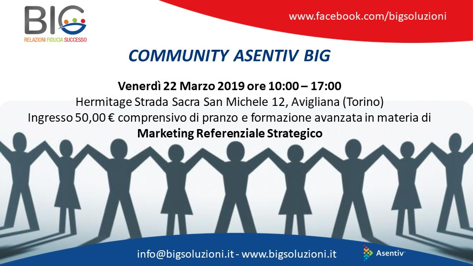 COMMUNITY Asentiv BIG