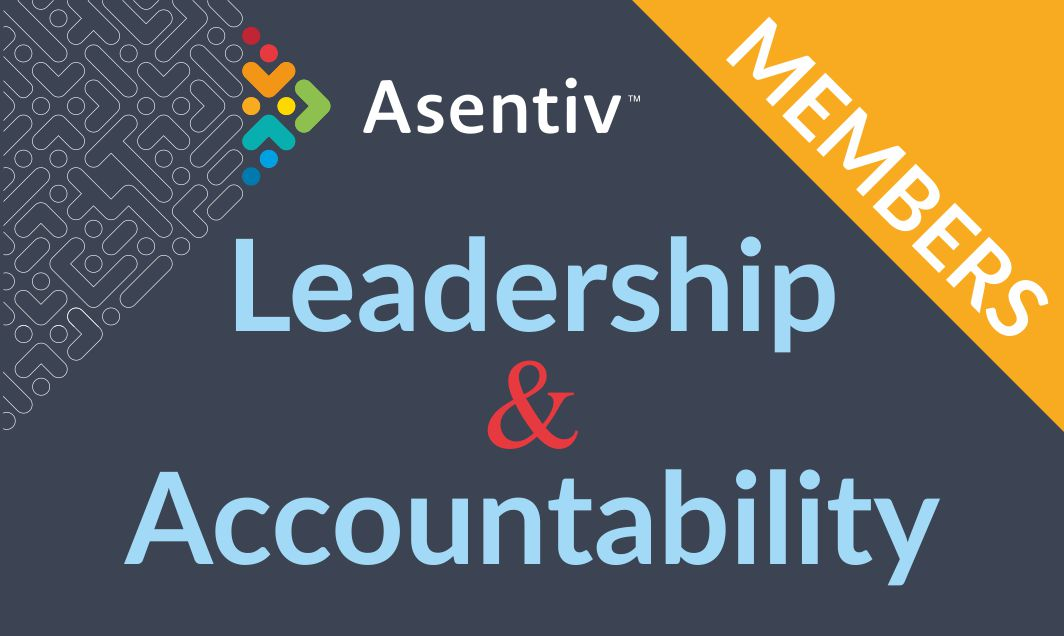 Leadership & Accountability  - MEMBERS