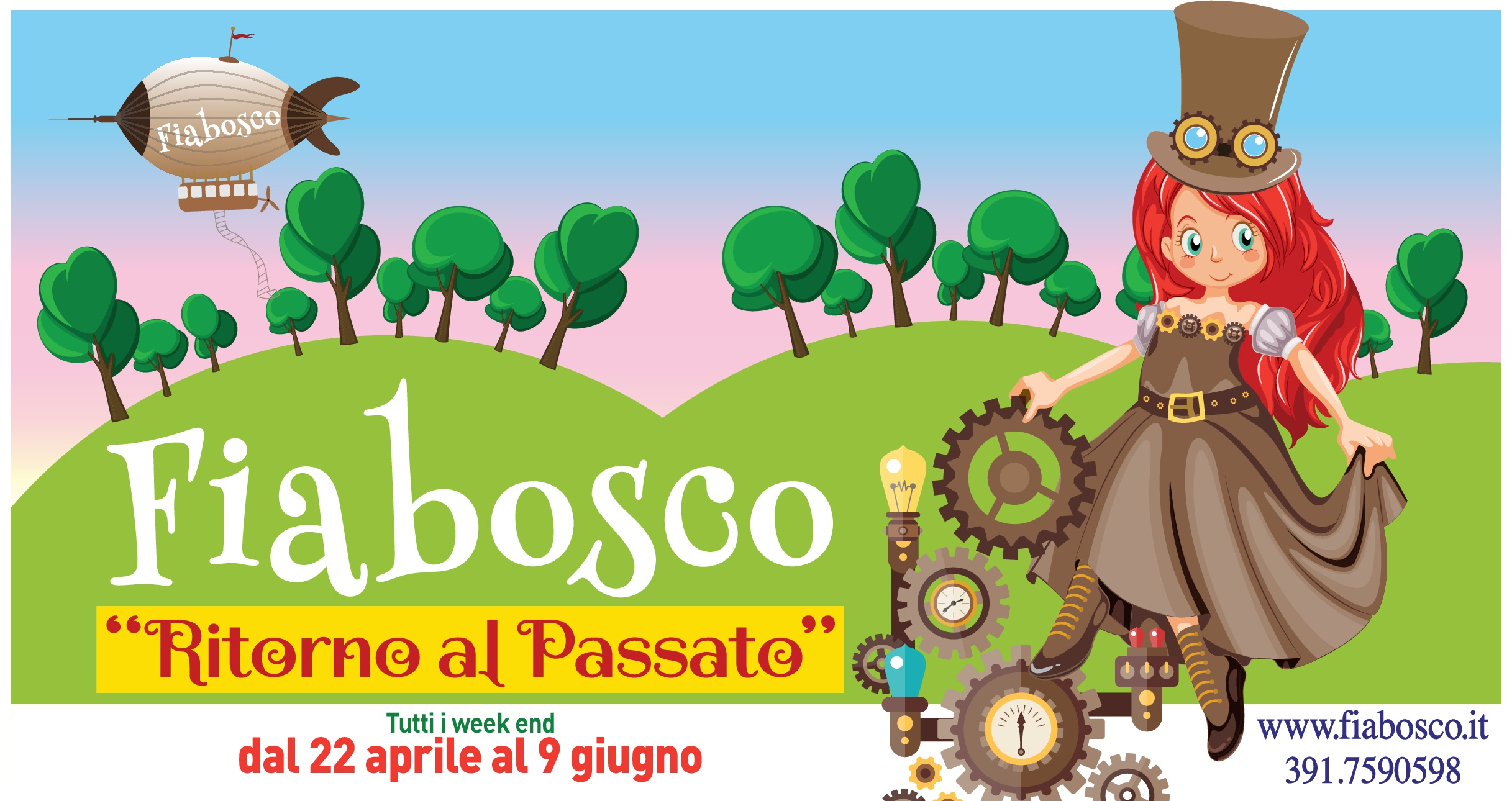 FIABOSCO SPRING EDITION -