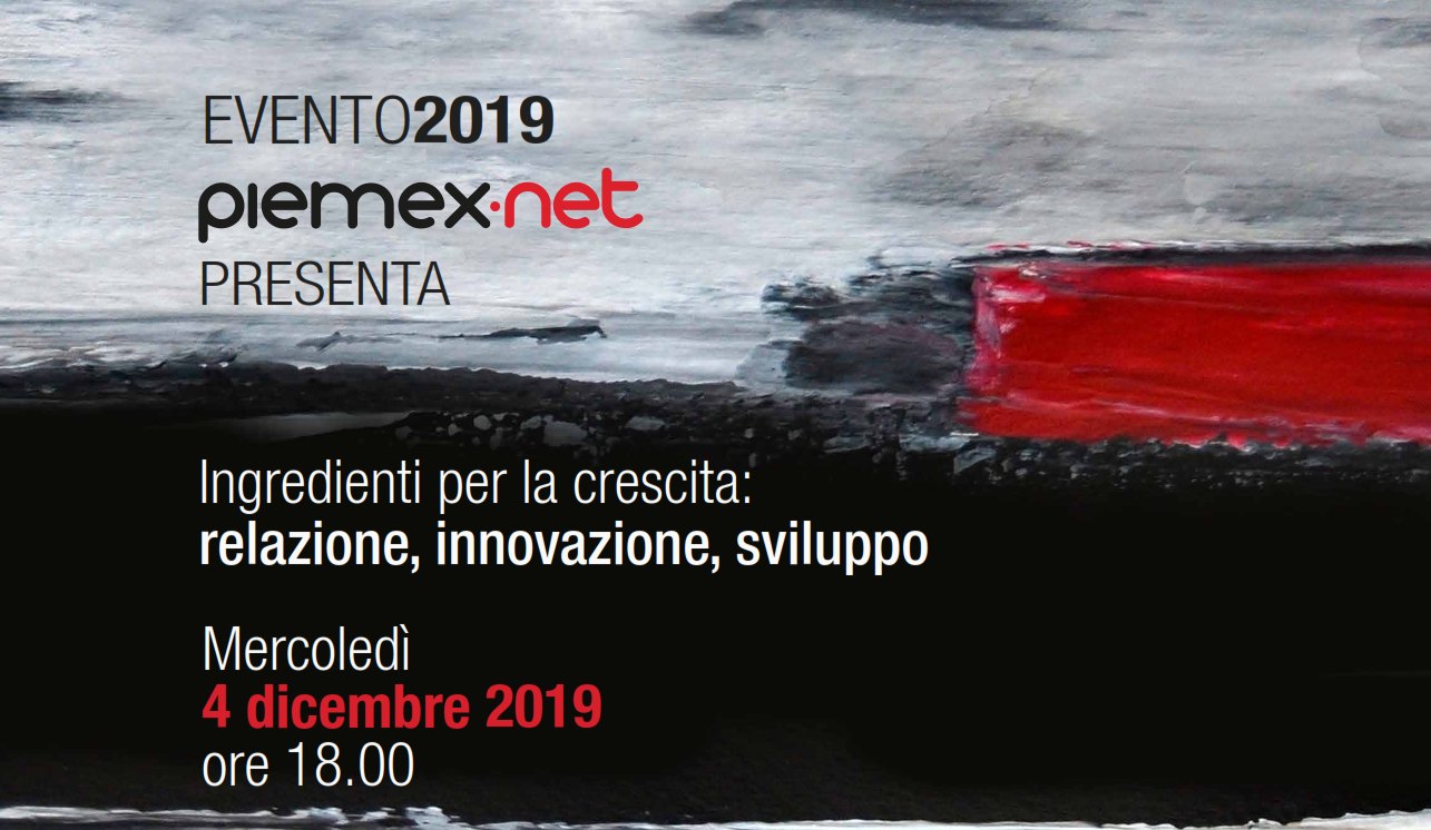 Evento Piemex and more - SOLD OUT!!