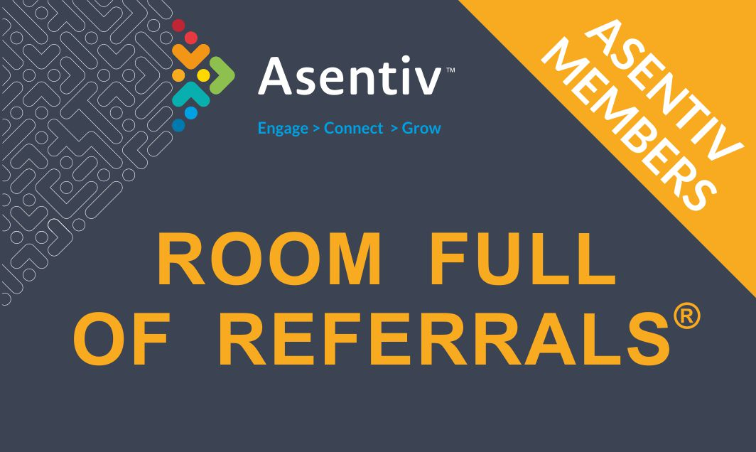 ROOM FULL of REFERRALS (riservato Membership)