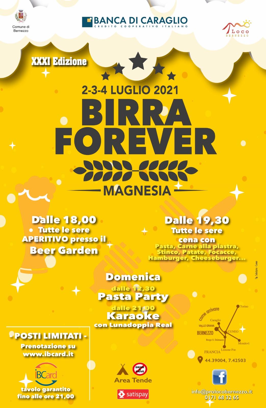 02 BIRRA FOREVER - MAGNESIA