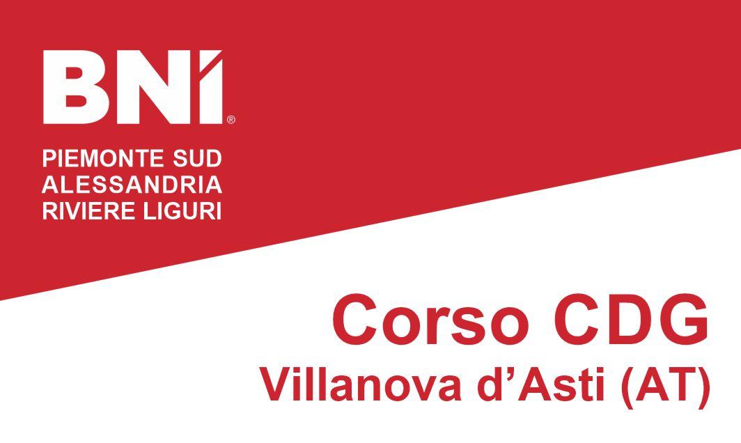 COMITATI DI GESTIONE - Settembre 2021 - Villanova (AT)